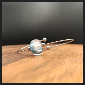 """Bracelet """" Kiléyo, les interchangeables invisibles"""